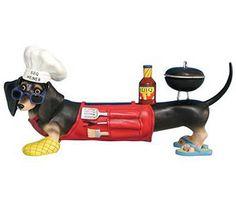 Hot Diggity Dog BBQ Doxie