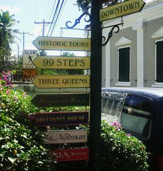 99 Steps and Blackbeard's Castle, St. Thomas U. S. Virgin Islands