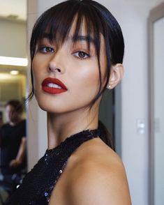 10 of Liza Soberano's Most Stunning Beauty Looks - Star Style PH Beauty Make-up, Beauty Women, Asian Beauty, Hair Beauty, Fresh Makeup Look, Makeup Looks, Most Beautiful Faces, Beautiful People, Brunette Beauty