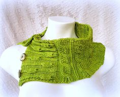 Direct Download PDF knitting pattern Flowers and Leaves by 7Knits, $5.00