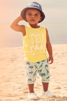 View some of our perfect kids outfits for summer. | H&M Kids