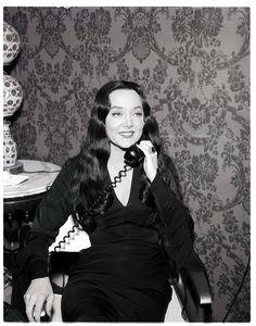 Carolyn Jones (Morticia Addams) 1960's