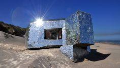 «REFLECHIR» Bunker éclatant à dunkerque une œuvre d'Anonyme…