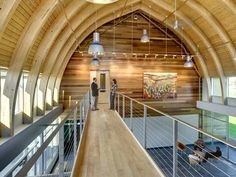 SUNY: Morrisville State College: Center for Design and Technology | Perkins Eastman; Photo: David Revette | Archinect
