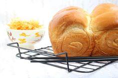 Milchbrot aus unglaublichem Hefeteig – weiblich glücklich Milk bread made from unbelievable yeast dough - female happy. Vegan Desserts, Fun Desserts, Vegan Recipes, Shortcrust Pastry, Birthday Desserts, Winter Desserts, French Desserts, Vegetable Drinks, How To Make Bread