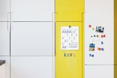 Wall Memo Calendar, un calendrier à accrocher dans la maison, édition Moulin Flèche