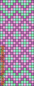 Rotated Alpha Pattern #9408 added by polkadots