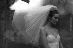 gorgeous veil shot | CHECK OUT MORE IDEAS AT WEDDINGPINS.NET | #weddings #weddinginspiration #inspirational