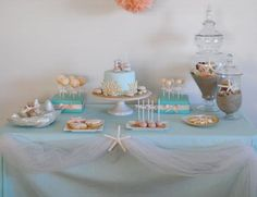 Under the Sea Guest Dessert Feature « SWEET DESIGNS – AMY ATLAS EVENTS
