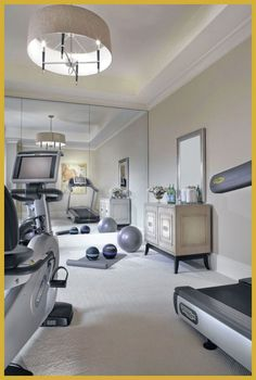 Awesome Ideas For Your Home Gym. It's Time For Workout 58 Awesome Ideas For Your Home Gym. It's Time For Workout - fitness at Awesome Ideas For Your Home Gym. It's Time For Workout - fitness at home Home Gym Decor, Gym Room At Home, Workout Room Home, Home Gyms, Workout Room Decor, Home Gym Design, House Design, Garage Design, Gym Interior