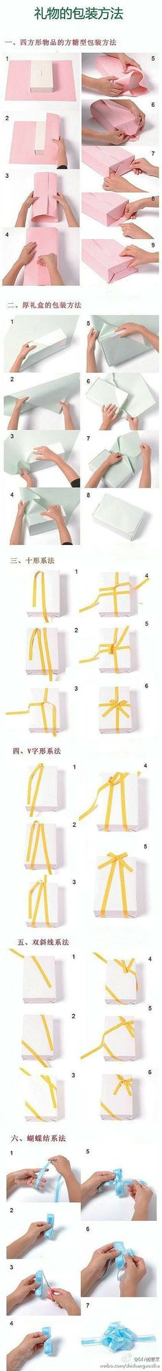 Great perfect wrapping tutorial