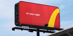 McDonald's Crops the Golden Arches to Direct You to the Closest Restaurant – Adweek