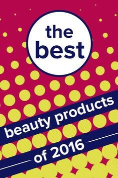From lotions to exfoliators, @redbookmag gives their top picks for the best beauty products of the year.