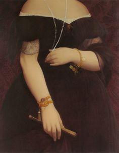 Maria Bordeanu » MMe Moitessier II