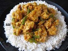 Indische kip met rijst - Ramadanrecepten.nl !
