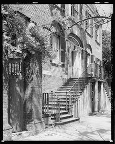 William Blacklock House, Charleston, Charleston County, South Carolina