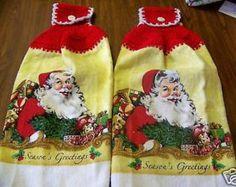 Santa Claus Crochet PDF Pattern Removable by KimLapsleyCrochets