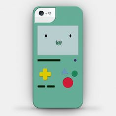 Who wants to play some video games? Dress your phone up as your favorite animated gaming system with this adorable BMO Love iPhone case!  Our ultra-thin, impact-resistant iPhone cases let you express yourself without sacrificing the sleekness of the iPhone. The durable polymer construction and ...