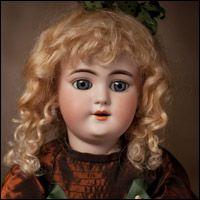 Antique German Handwerck Doll