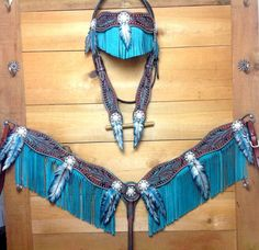 Check it out! Cowgirl And Horse, Western Horse Tack, My Horse, Custom Purses, Rodeo Queen, Tack Sets, Horse Ranch, Horse Saddles, Barrel Racing