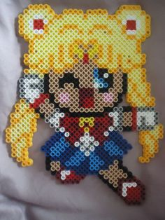 Sailor Moon Usagi Tsukino 11 by PerlerHime - Kandi Photos on Kandi Patterns