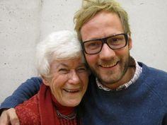 Ingrid Espelid Hovig and Kjartan Skjelde