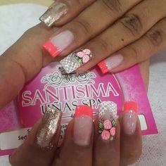 Pedicure, Nailart, Beauty, French Nails, Saints, Finger Nails, Templates, Shopping Center, Short Nails