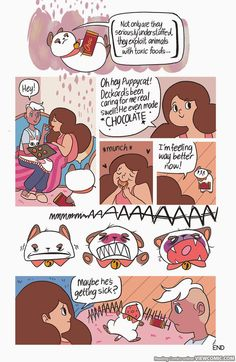 Bee and Puppycat 08 (2015) ………………… | Viewcomic reading comics online for free