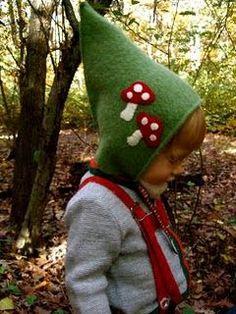 gnome costume | gnome costume idea | First bday ideas