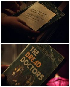 Teen Wolf season 5 - The Dread Doctors