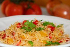 Nandos Portuguese Rice (Copycat Recipe) - PrincessTafadzwa