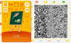 A wide choice of qr codes for Animal Crossing New Leaf and Happy Home Designer Animal Crossing Pattern, Qr Code Animal Crossing, Animal Crossing Qr Codes Clothes, Acnl Paths, Flag Code, Dream Code, Motif Acnl, Code Wallpaper, Animales