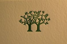 simple & elegant...one tree not two...LOVE THIS!!