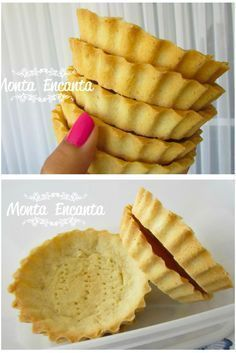 🍮 Massa para Torta Doce de Amêndoas - / 🍮 Pastry for Almond Pie - My Recipes, Sweet Recipes, Cake Recipes, Cooking Recipes, Favorite Recipes, Portuguese Desserts, Portuguese Recipes, Menu Brunch, Good Food