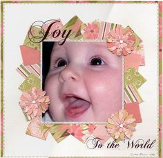 Joy to the World - Two Peas in a Bucket