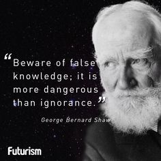G. B. Shaw quote