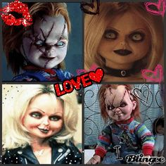 chucky+and+tiffany+love+machine