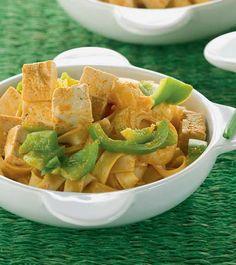 Mehevä tofupasta