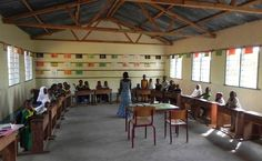 Singino School after it was helped by EdUKaid and the Incsive Media Foundation