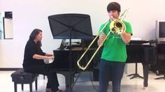 NOCCA Classical: Hunter Gierhart plays Arioso and Caprice by Clifford P....