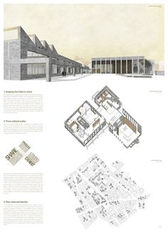 YAC's Space to Culture winners propose ideas for a new cultural community hub in Bologna, Italy // Honorable Mention team: sma (Filipe Madeira, Sofia Santos, Vitor Almeida)