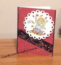 Inky Impressions - CardCreationsbyLaura