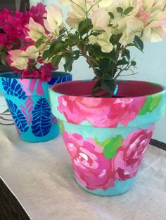 Hey, I found this really awesome Etsy listing at https://www.etsy.com/listing/229362188/hand-painted-flower-pot