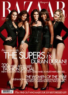 Super supermodels...