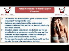 This video describes about how female libido enhancer herbal remedies can make your sex life happier and joyful. You can find more detail about Kamni Capsules at http://www.libidoenhancerpills.com
