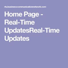 Real-Time Updates is a complimentary textbook content updating service by Bovee and Thill for adopters of their texts. Textbook, Texts, Texting, Captions, User Guide, Text Messages