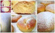 """E' il periodo delle frittelle, delle castagnole, dei """"galani"""",quante cose buone! A carnevale non si  può rinunci... Biscotti, Dessert Recipes, Desserts, Gelato, Doughnut, Muffin, Cooking Recipes, Menu, Sweet"""