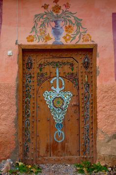 Africa | Ait Mansour Gorge, Anti Atlas, Morocco | © Alan D Hoare ~ Alspict, via flickr