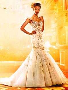 Tiana Alfred Angelo Disney Fairy Tale Bridal 2016