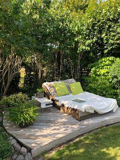 Outside Living, Outdoor Living, Outdoor Decor, Dream Garden, Home And Garden, Landscape Design, Garden Design, Small Outdoor Spaces, Backyard Projects